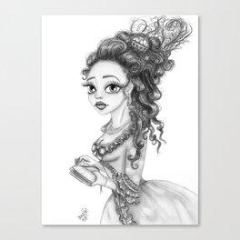 Queen Marie Canvas Print