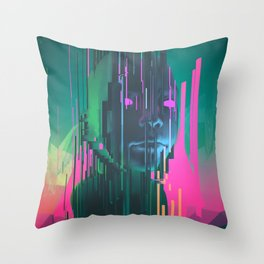 Sorted Out Throw Pillow