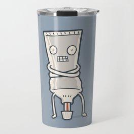 Bad Taste Toothpaste  Travel Mug