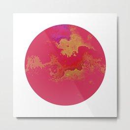 Vivid Planet 01 Metal Print