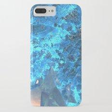 Deep Blue Starfield iPhone 7 Plus Slim Case