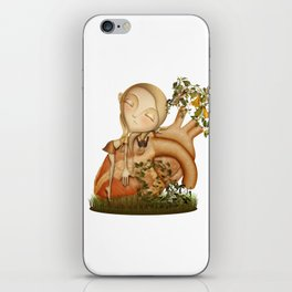 Lullaby iPhone Skin