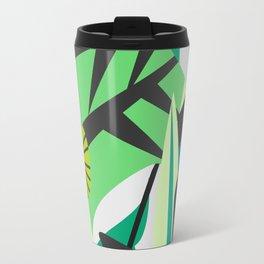 Fresh tropical decor Travel Mug