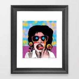 Hot! Framed Art Print