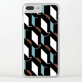 Moskwa Clear iPhone Case