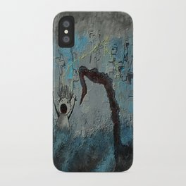 Drowning in Guilt iPhone Case