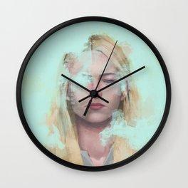 Subject 9 Wall Clock