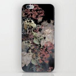 Skeleton Bird  iPhone Skin