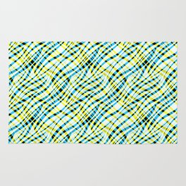Abstract , multicolor 2 Rug