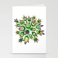 new orleans Stationery Cards featuring NEW ORLEANS by Dorienn Medrano