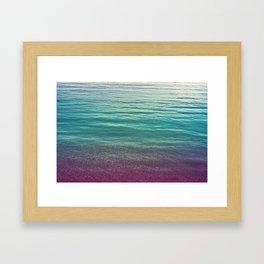 Sangria Framed Art Print