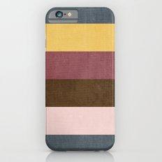 Copious Colors iPhone 6s Slim Case
