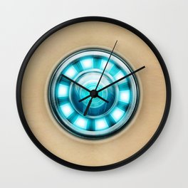 ARC REACTOR Wall Clock