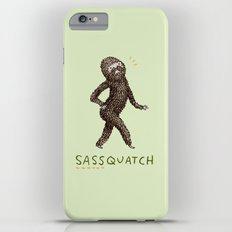 Sassquatch Slim Case iPhone 6s Plus