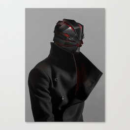 uomo nero - boogeyman Canvas Print