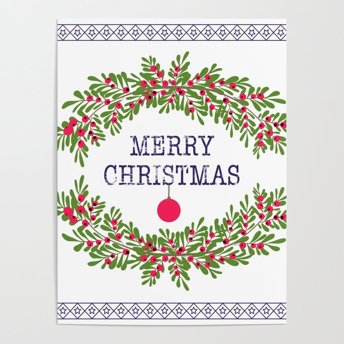 merry christmas and happy new year white greeting card wreath light white background poster by fuzzyfox85 society6 merry christmas and happy new year white greeting card wreath light white background poster by fuzzyfox85