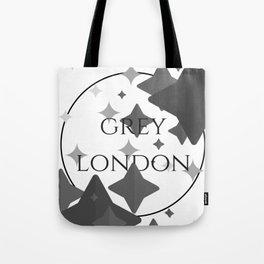 Grey London Tote Bag