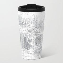 5th & Stark: Architecture & Gentrification Travel Mug
