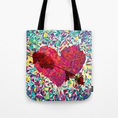ABSTRACT LOVE Tote Bag