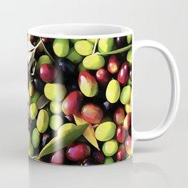 Organic Olives Coffee Mug