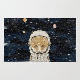 little space fox Rug