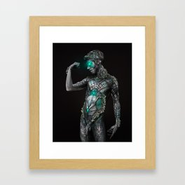 The Shadow of the Colossus - Uncensored  Framed Art Print