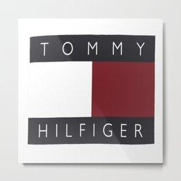 Tommy Hilfiger Metal Print