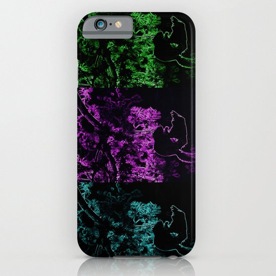 Greedy Squirrel iPhone & iPod Case