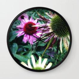 spiny  Wall Clock