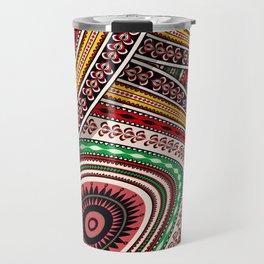 Tribal adventure Travel Mug