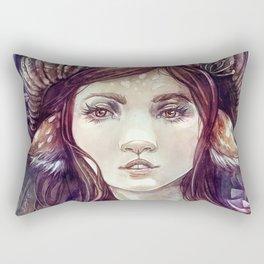 Forrest guardian Rectangular Pillow