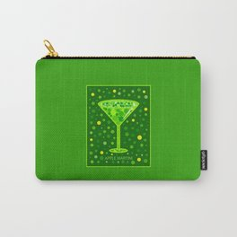 Apple Martini | Cocktail | Pop Art Carry-All Pouch