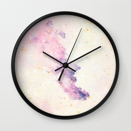 White space Wall Clock