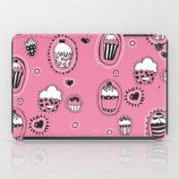 cupcakes iPad Cases featuring Cupcakes! by Duru Eksioglu