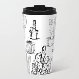 Cactus friends Travel Mug