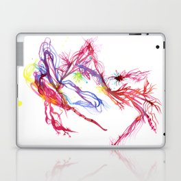 Galactic Blush Laptop & iPad Skin