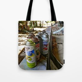 Go Paint Tote Bag