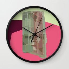 Tourmaline Gem Wall Clock