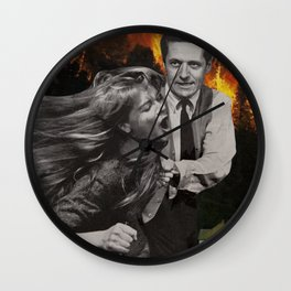 Wildewoman Wall Clock
