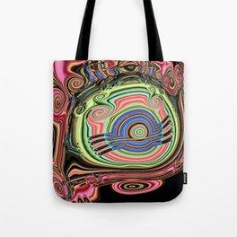 Tadpole B Tote Bag