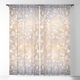 Glimmer of Light Blackout Curtain