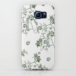 Penis Pattern GREEN iPhone Case