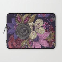 Beryl Violet Laptop Sleeve