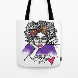 #STUKGIRL AVE Tote Bag