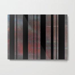 Momentary Glitch Of Reason Metal Print