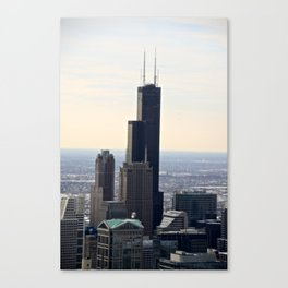 Willis Tower Canvas Print