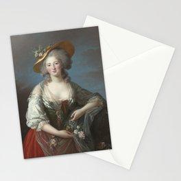 Elisabeth-Philippe-Marie-Hélène de France by Élisabeth Vigée Le Brun Stationery Cards