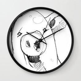 DSA - THE PIG Wall Clock