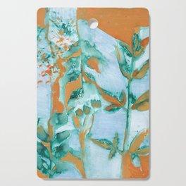 Finite Flora Cutting Board