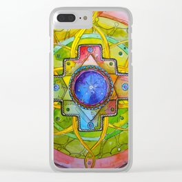 Chakada Clear iPhone Case